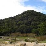 萩のお城跡