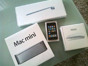 Mac miniなど