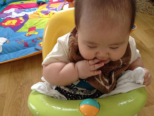 6ヶ月:離乳食