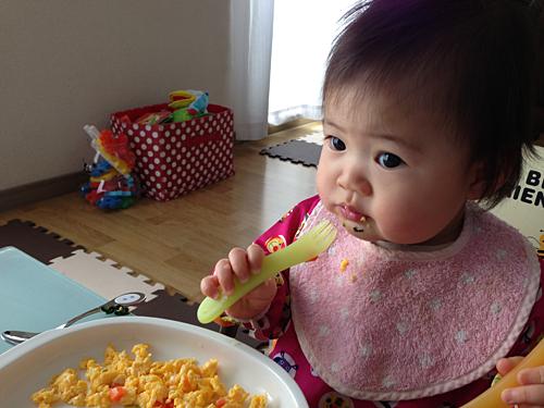 ムスメ1歳2ヶ月